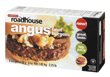 Roadhouse Angus Beef Burgers