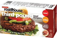 Roadhouse Beef Burgers